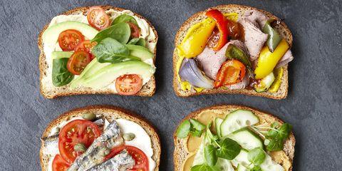 Food, Cuisine, Tableware, Meal, Ingredient, Dish, Plate, Finger food, Recipe, Vegetable,