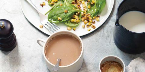 Serveware, Cuisine, Food, Dishware, Ingredient, Dish, Leaf, Meal, Tableware, Condiment,