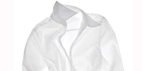 Collar, Dress shirt, Sleeve, Peach, Illustration, Fashion design, Button, Blouse,