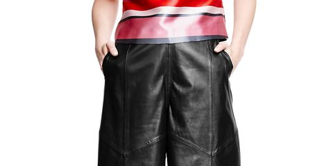 Sleeve, Textile, White, Style, Fashion, Pattern, Pocket, Black, Waist, Bag,