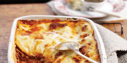 Food, Dish, Baked goods, Recipe, Cuisine, Ingredient, Serveware, Comfort food, Gratin, Cheese,