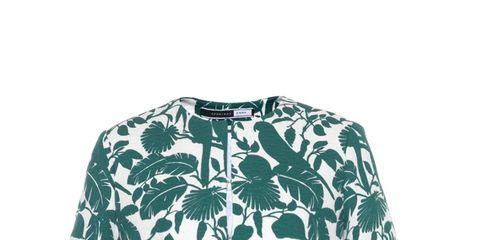 Sleeve, Pattern, Orange, Teal, Turquoise, Aqua, Peach, Pattern, Active shirt, Pedicel,