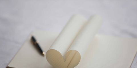 Stationery, Writing implement, Office supplies, Paper product, Paper, Material property, Heart, Notebook, General supply, Document,