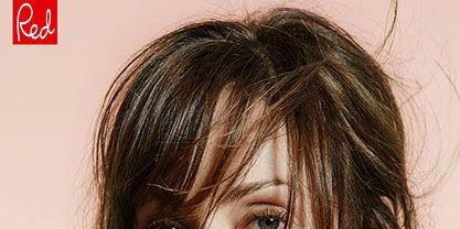 Hairstyle, Skin, Chin, Forehead, Eyebrow, Style, Bangs, Neck, Black hair, Wrist,