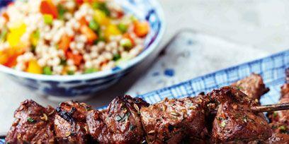 Food, Roasting, Cuisine, Cooking, Dish, Finger food, Recipe, Brochette, Skewer, Suya,