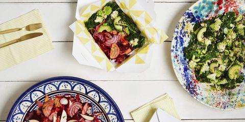 Food, Dishware, Cuisine, Tableware, Ingredient, Leaf vegetable, Plate, Dish, Recipe, Produce,