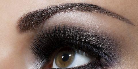 Blue, Brown, Eyelash, Eyebrow, Eye shadow, Violet, Purple, Iris, Amber, Beauty,