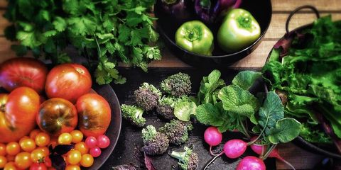 Whole food, Local food, Food, Produce, Natural foods, Vegan nutrition, Root vegetable, Leaf vegetable, Ingredient, Vegetable,