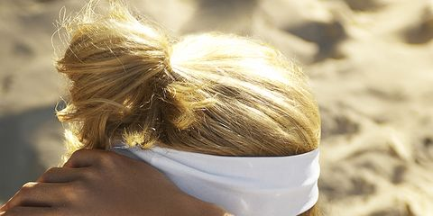 Finger, Wrist, Jewellery, Nail, Hair accessory, Back, Body jewelry, Blond, Brown hair, Natural material,