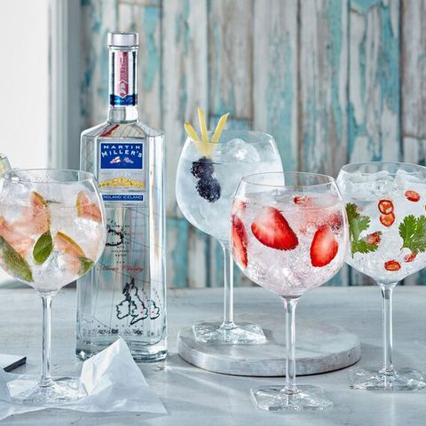 The best way to make a gin and tonic
