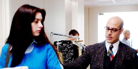 Coat, Outerwear, Suit, Tie, Blazer, Bag, Suit trousers, Curtain, Fashion design, Tuxedo,
