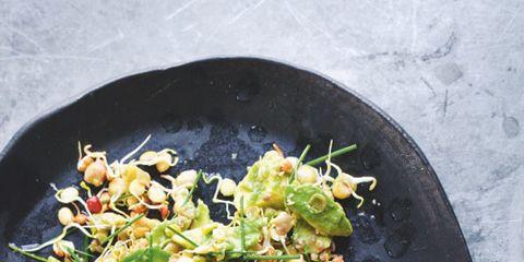 Food, Cuisine, Ingredient, Recipe, Salad, Stir frying, Dish, Dishware, Cooking, Cookware and bakeware,