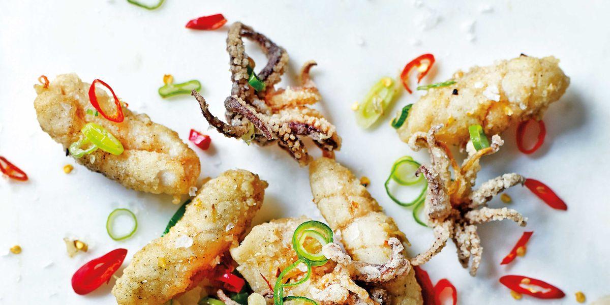Seafood Ideas - cover
