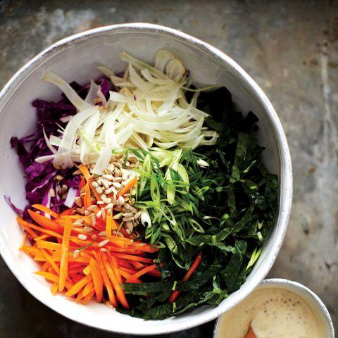 kale coleslaw
