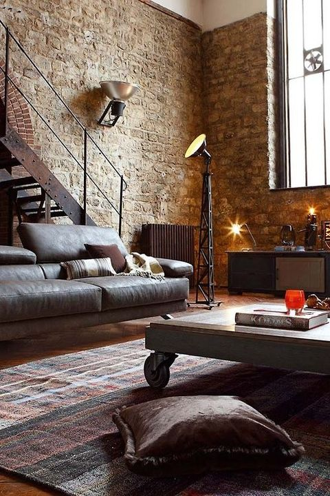 How To Give Your Living Room A Dose Of New York Style Living Room Decorating Ideas Interiors Redonline Co Uk