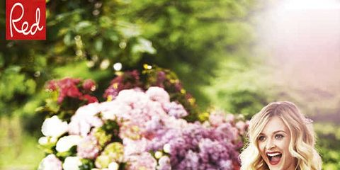 Shoe, Dress, Flower, People in nature, Petal, Street fashion, Beauty, Fashion, Spring, Shrub,