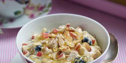 Serveware, Food, Dishware, Cuisine, Ingredient, Tableware, Produce, Breakfast cereal, Bowl, Recipe,