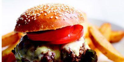 Food, Finger food, Sandwich, Serveware, Dishware, Red, Ingredient, Cuisine, Produce, Fried food,