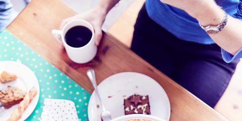 Food, Cuisine, Finger food, Plate, Tableware, Baked goods, Serveware, Dishware, Dish, Sweetness,