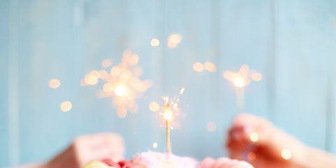 Sweetness, Cuisine, Food, Cake, Ingredient, Dessert, Baked goods, Cake decorating, Pink, Dish,