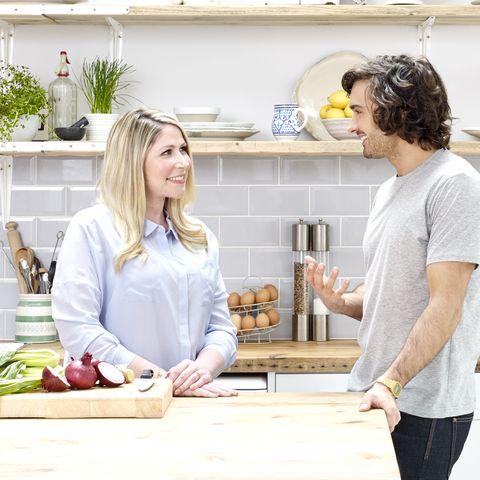 Meal, Eating, Cooking, Food, Room, Homemaker, Kitchen, Cook, Cuisine, Dish,