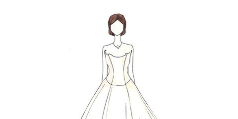 Clothing, Dress, Sleeve, Shoulder, White, Gown, Formal wear, Style, Costume design, Neck,
