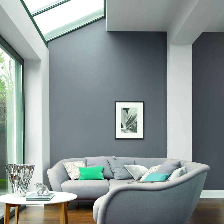 Decorating Ideas Dulux: The Dulux Guide To Grey