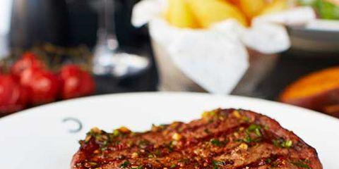 Food, Beef, Ingredient, Meat, Pork, Cuisine, Dishware, Steak, Dish, Plate,