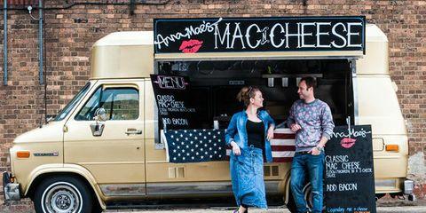 Motor vehicle, Van, Vehicle door, Light commercial vehicle, Denim, Truck, Street fashion, Commercial vehicle, Advertising, Compact van,