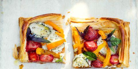 Food, Recipe, Cuisine, Dish, Ingredient, Fast food, Vegetable, Garnish, Comfort food, Snack,