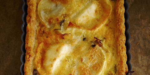 Food, Yellow, Baked goods, Dish, Recipe, Ingredient, Snack, Baking, Comfort food, Finger food,