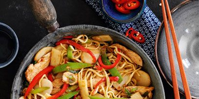 Food, Cuisine, Ingredient, Cooking, Produce, Tableware, Recipe, Stir frying, Dish, Cookware and bakeware,