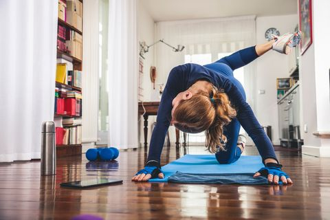 10 pieces of kit you need to exercise at home | Fitness