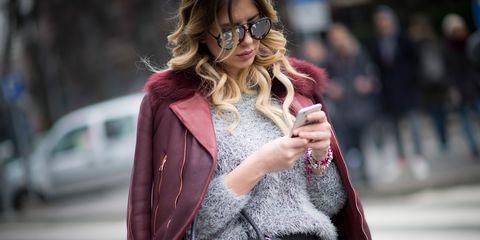 Clothing, Eyewear, Glasses, Textile, Outerwear, Bag, Style, Street fashion, Fashion accessory, Fashion,