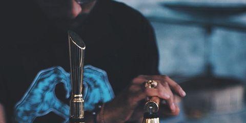 Bottle, Revolver,