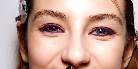 Finger, Lip, Cheek, Skin, Forehead, Eyebrow, Eyelash, Nail, Style, Beauty,