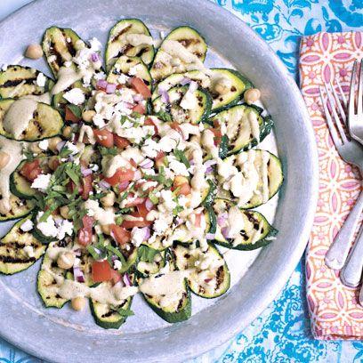 courgette carpaccio recipe