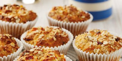 Food, Baked goods, Dessert, Baking cup, Recipe, Dish, Snack, Baking, Cooking, Muffin,