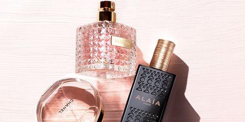 Product, Brown, Liquid, Amber, Fluid, Glass bottle, Peach, Orange, Perfume, Bottle,