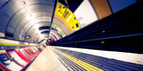 Yellow, Colorfulness, Infrastructure, Transport, Urban area, Line, Tints and shades, Amber, Light, Parallel,