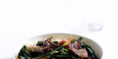 Food, Cuisine, Ingredient, Produce, Dishware, Tableware, Bowl, Vegetable, Recipe, Leaf vegetable,