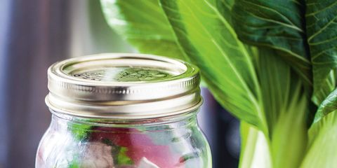 Food, Produce, Ingredient, Mason jar, Natural foods, Whole food, Vegan nutrition, Leaf vegetable, Food storage containers, Recipe,