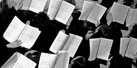 Music, Text, Publication, Font, Book, Sheet music, Paper, Reading, Symmetry, Music stand,