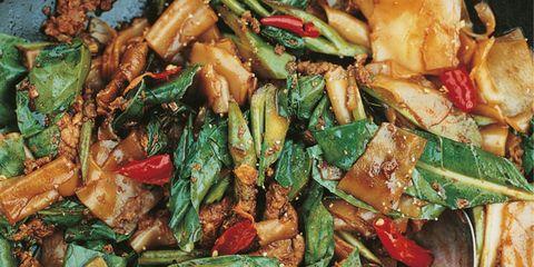Food, Cuisine, Ingredient, Produce, Vegetable, Leaf vegetable, Recipe, Dish, Salad, Stir frying,