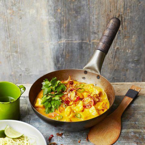 Dish, Food, Cuisine, Ingredient, Vegetarian food, Produce, Recipe, Cookware and bakeware, Tableware, Indian cuisine,