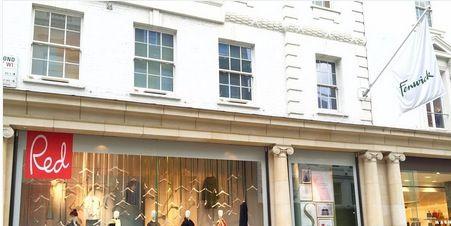 Facade, Retail, Fixture, Flowerpot, Display window, Door, Flag, Outlet store, Mannequin, Sash window,