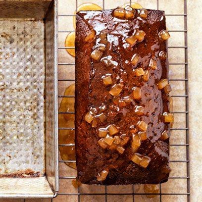 Food, Banana bread, Dish, Cuisine, Pumpkin bread, Ingredient, Chocolate brownie, Baked goods, Dessert, Lekach,