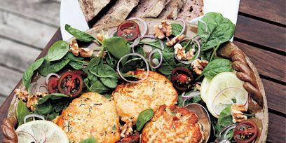 Food, Cuisine, Dish, Ingredient, Dishware, Recipe, Plate, Leaf vegetable, Garnish, Produce,