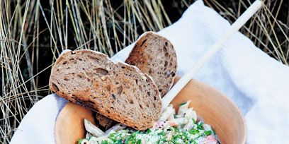 Bread, Food, Ingredient, Recipe, Brown bread, Baked goods, Gluten, Dish, Cuisine, Whole wheat bread,
