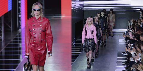 Style, Pattern, Fashion, Street fashion, Sunglasses, Fashion design, Fashion model, Silver, Model, Haute couture,